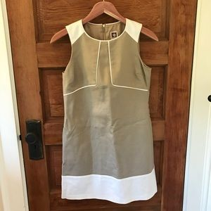 Anne Klein shift dress